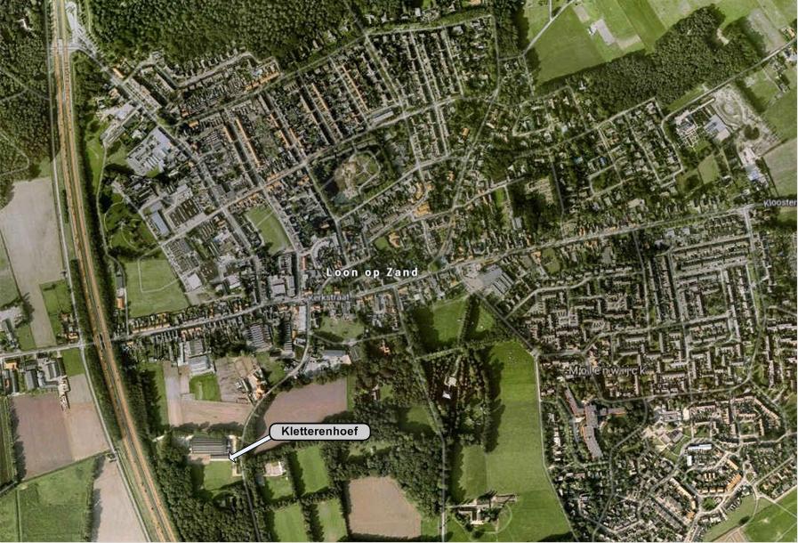 Kaart - Locatie Kletterenhoef 2