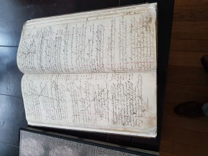 Journaalboek Wagemakers gerestaureerd